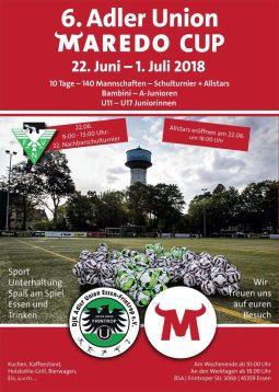 Jugendturnier Juni-Juli 2018