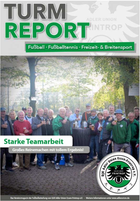 zum aktuellen Turm Report